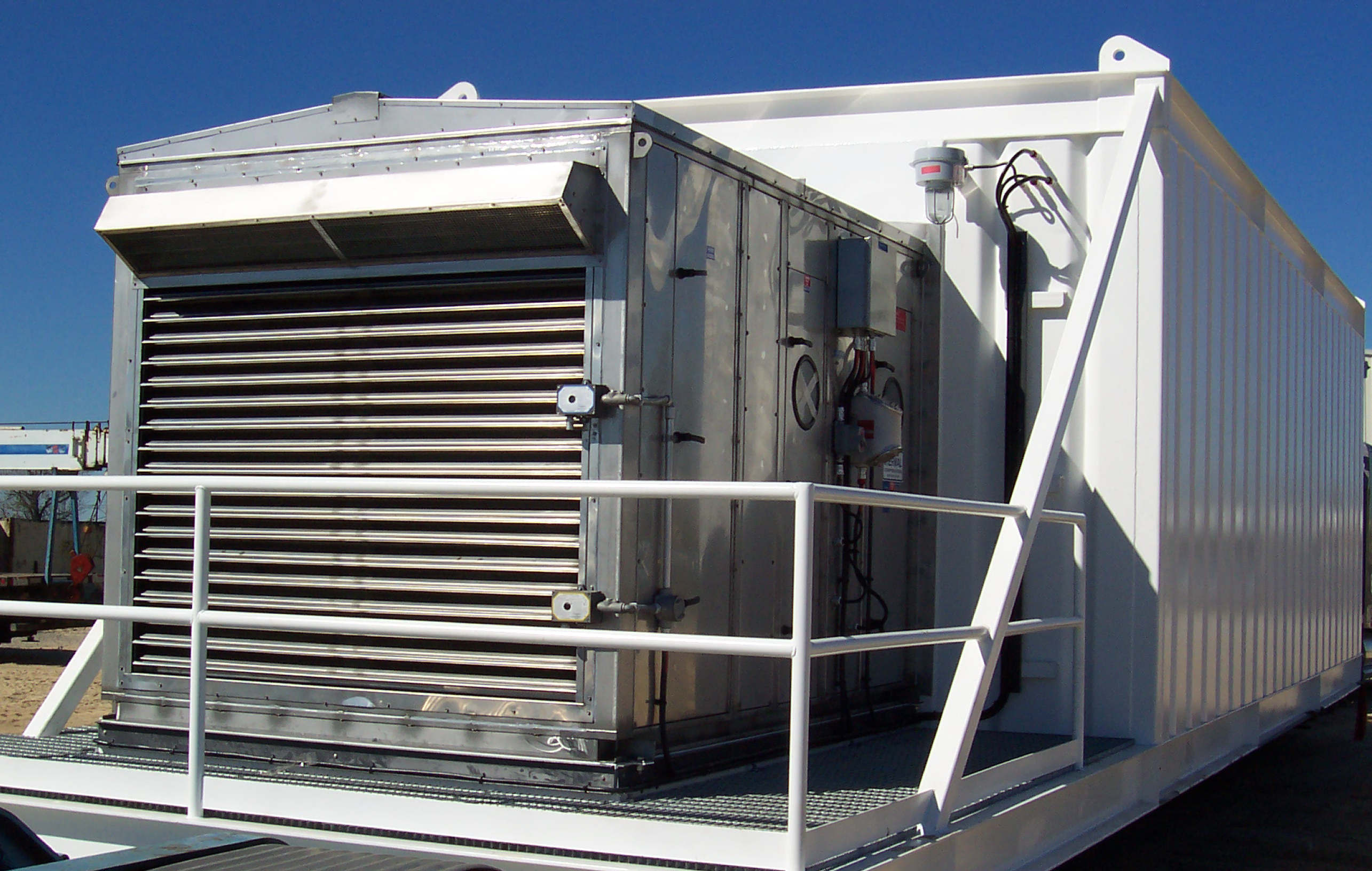 specialty equipment fabrication & modification; HVAC Services